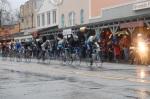 Riders rolling through Calistoga