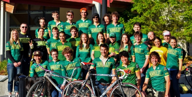 HSU Cycling spring 2011