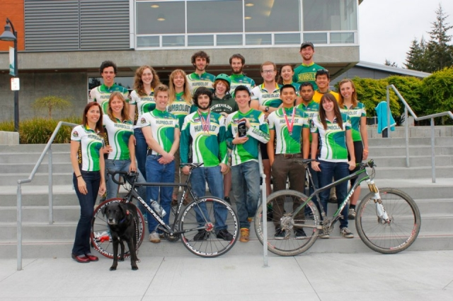 HSU Cycling spring 2013