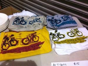 commemorative T-shirts