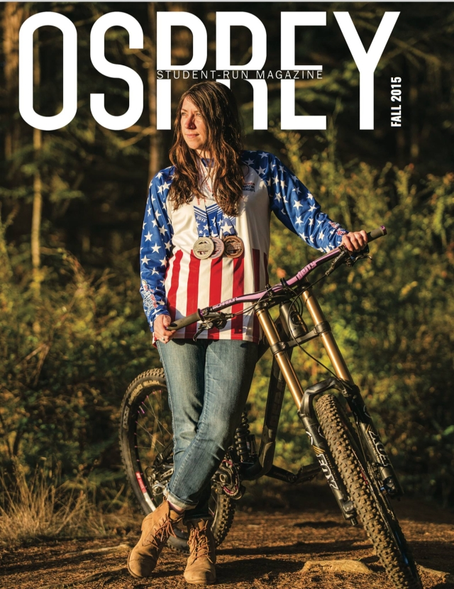 Osprey Magazine Cover